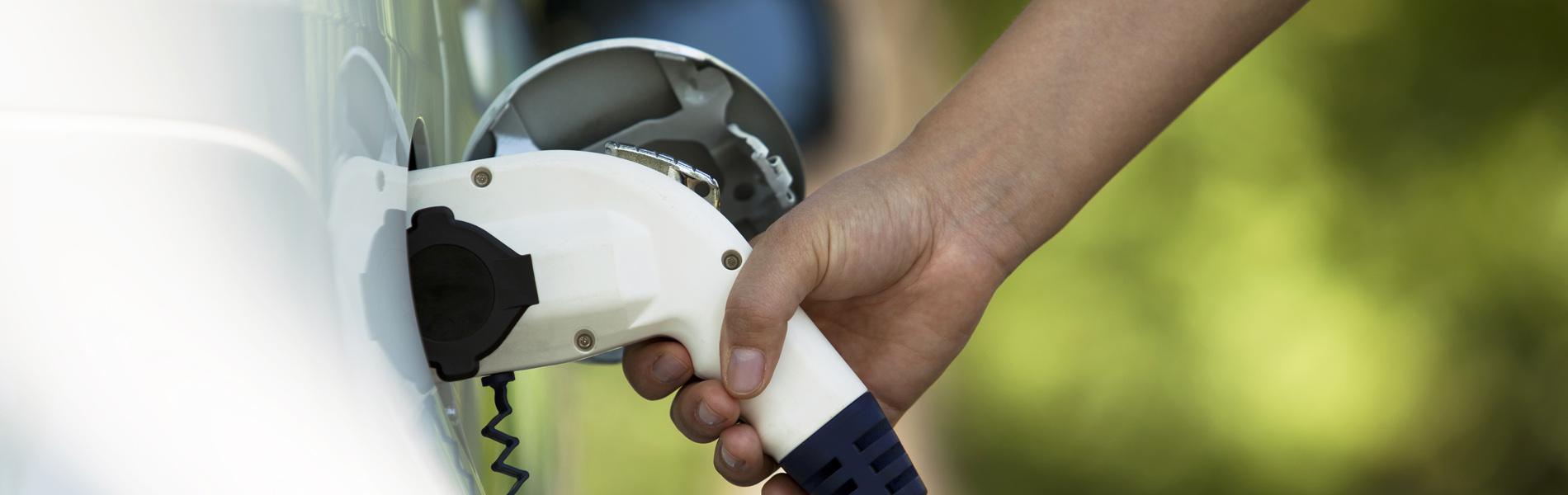 Laadoplossingen voor de elektrische auto